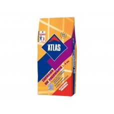 Затирка  для швов «Атлас» №024 темно-коричневая (2кг;10шт)