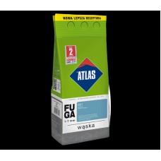Затирка  для швов WASKA №024 темно-коричневая (2кг;10шт) «Атлас»
