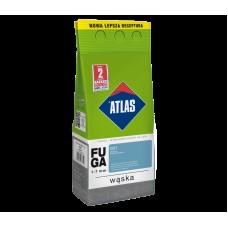 Затирка  для швов WASKA №201 молочный белый (2кг;10шт) «Атлас»
