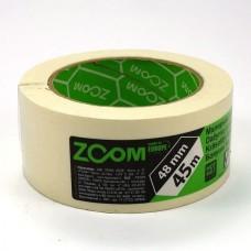 Алюминиевая клейкая лента (48мм*45м;24шт) ZOOM