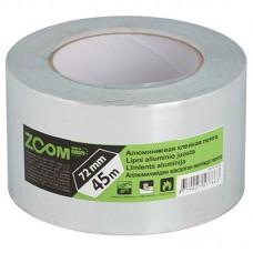 Алюминиевая клейкая лента (72мм*45м;16шт) ZOOM