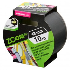 Армированная клейкая лента ZOOM (48мм x10м;36шт)