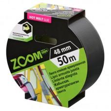 Армированная клейкая лента ZOOM (48мм x50м;24шт)