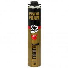 Пена пистолетная FOME FLEX Mega Pistol Foam 65л (890мл;12шт)