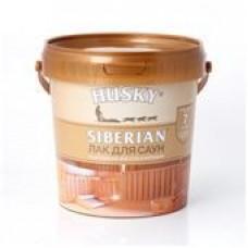Лак для саун (0,9л;12шт) HUSKY SIBERIAN