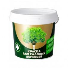 Краска для садовых деревьев (1,2кг; 12шт) ЭКСПЕРТ