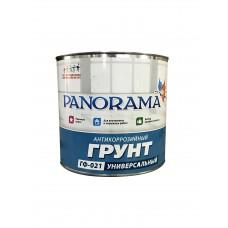 Грунт ГФ-021 красно-коричневый (1,9кг;6шт) «Panorama»