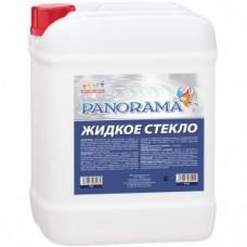 """Жидкое стекло """"Panorama"""" ( 7кг) ПЭТ"""