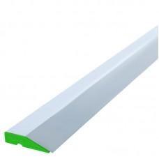 Правило алюминиевое Трапеция 1000мм (10шт)/1600100L