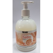 ЖИДКОЕ крем-мыло 0,5л Satin (16шт)CHISTOFOR
