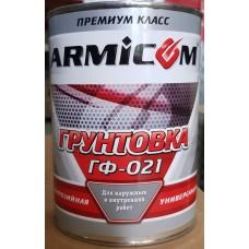 Грунт ГФ-021 КРАСНО-КОРИЧНЕВЫЙ (0,9кг;14шт) ARMICOM