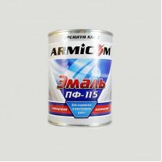 Эмаль  СЕРЕБРЯНАЯ (0,7кг; 14шт) ARMICOM