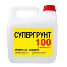 """Супергрунт 100+Антисепт """"SUPER DECOR"""" 5кг (2шт)"""