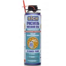 Очиститель монтажной пены RICH 500мл (380г/16шт)