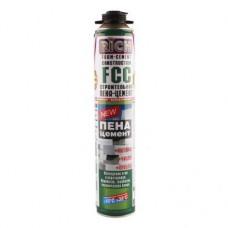Пена-цемент FCC RICH 850мл (890г/12шт)