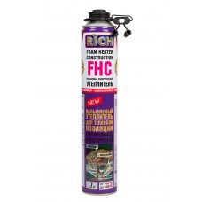 Утеплитель напыляемый FHC RICH 890мл (975г/12шт)