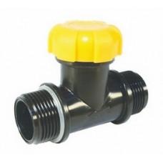 Кран садовый водопроводный КВ-20М (200шт) /011837