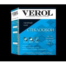 Клей обойный Verol для стеклообоев (500 гр;12 шт) усиленный