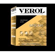 Клей обойный Verol для фресок (250 гр;20шт) усиленный
