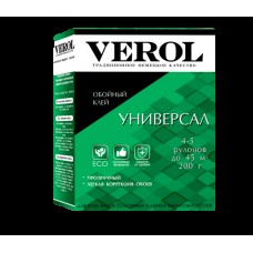 Клей обойный Verol универсальный (200гр;20шт) усиленный
