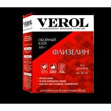 Клей обойный Verol флизелиновый (300 гр;20шт) усиленный