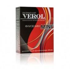 Клей обойный Verol флизелиновый mini (125гр;20шт) усиленный