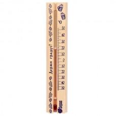 """Термометр""""Держи градус"""" 21*4*1,5см в предбанник """"Банные штучки""""/10 см/18057"""