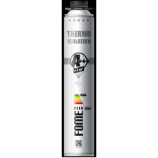 Напыляемый утеплитель FOME FLEX Thermo Isolation A+++ (900мл;12шт)