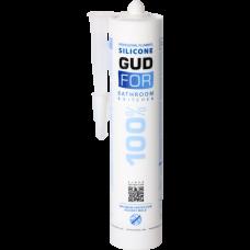 Силикон санитарный GUDFOR белый (310 мл;12 шт)
